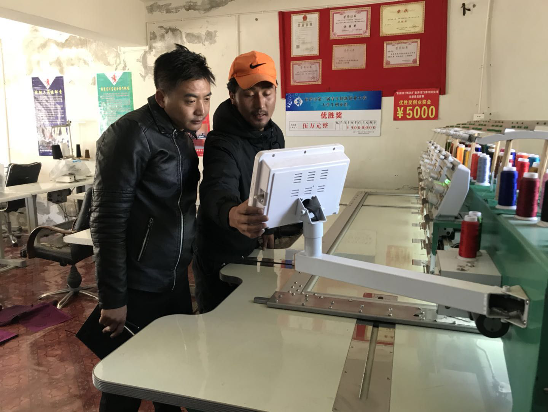 当雄县农业农村局走访调研农牧民专业合作社